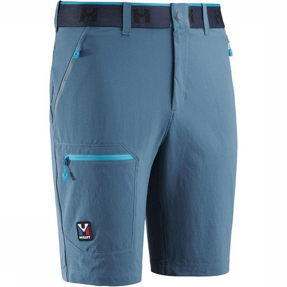 Millet Short Tri One CDR Petrol