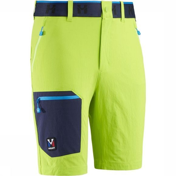 Millet Shorts Tri One CDR mid green