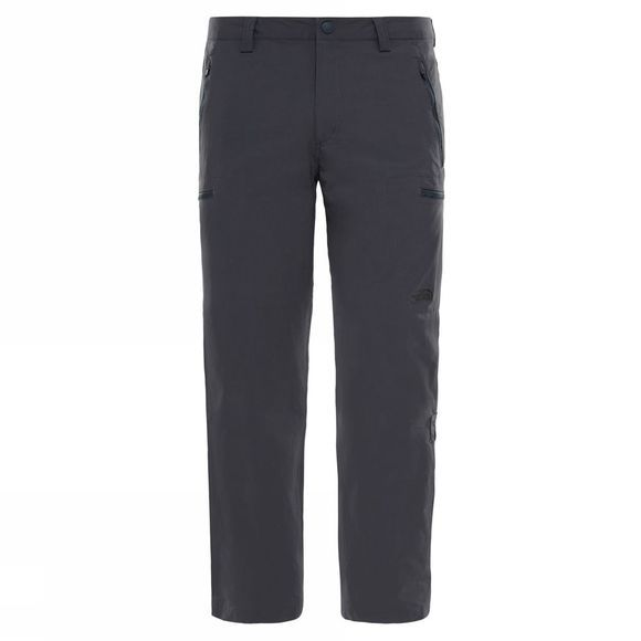 The North Face Broek Exploration Donkergrijs