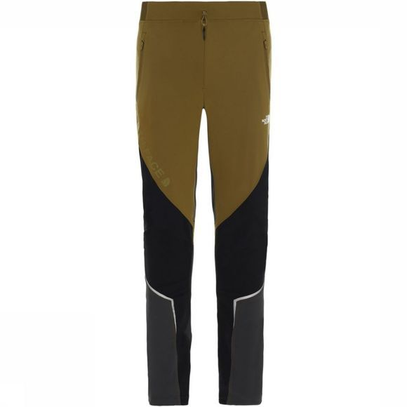 The North Face Broek Impendor Alpine Middenkaki/Donkergrijs