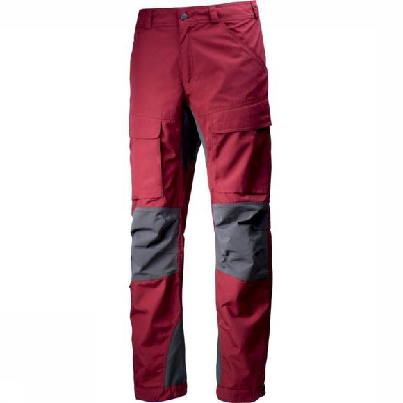 Lundhags Broek Authentic Donkerrood
