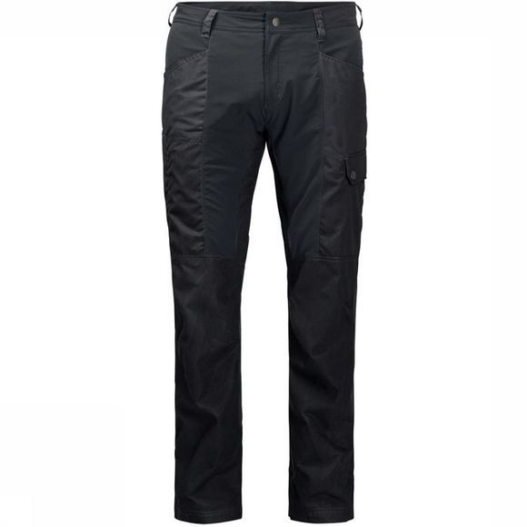 Jack Wolfskin Trousers Dawson Flex dark grey