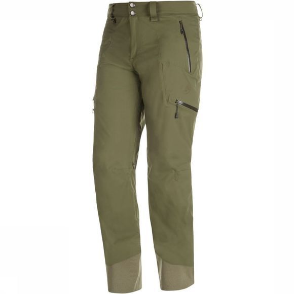 Mammut Broek Stoney Short Middenkaki