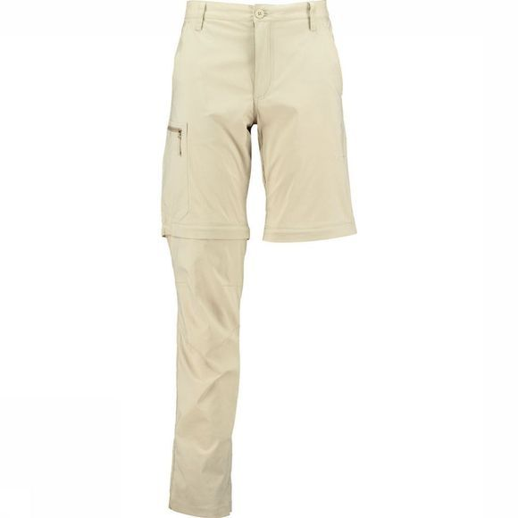 Ayacucho Pantalon Equator Zip-Off Stretch Brun Sable