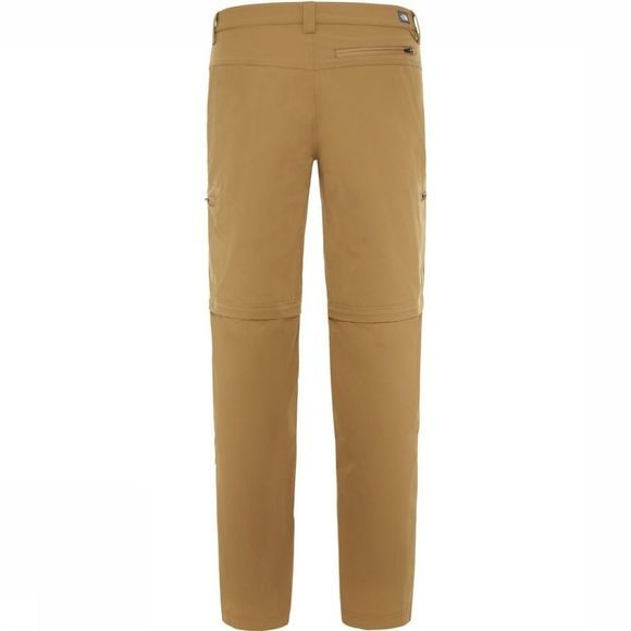 The North Face Trousers Exploration Convertible light brown