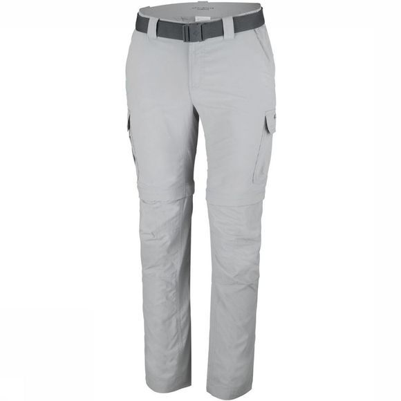 "Columbia Trousers Silver Ridge Convertible 34"" light grey"