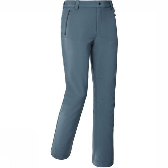 Lafuma Pantalon Access Soft Bleu Pétrole