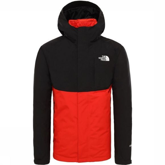 The North Face Manteau Mountain Light Triclimate Rouge/Noir