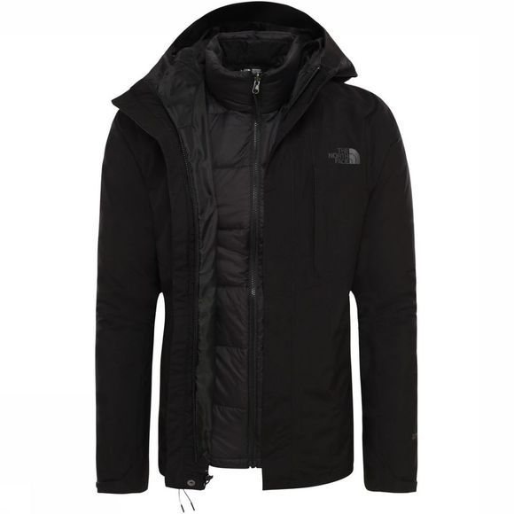 The North Face Manteau Mountain Light Triclimate Noir