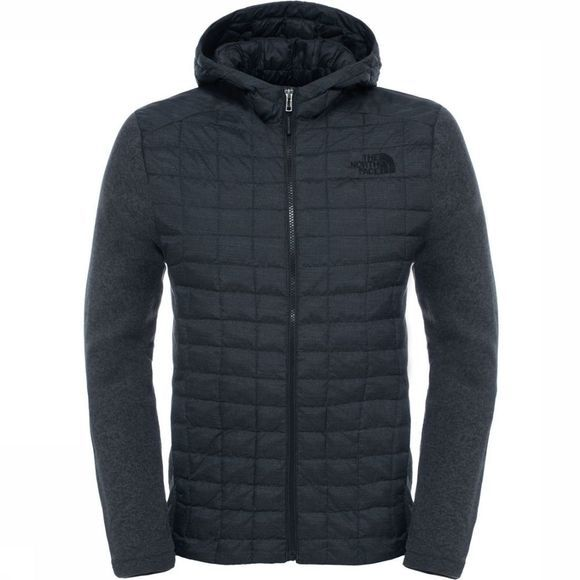 The North Face Jas Thermoball Gordon Lyons Zwart/Donkergrijs