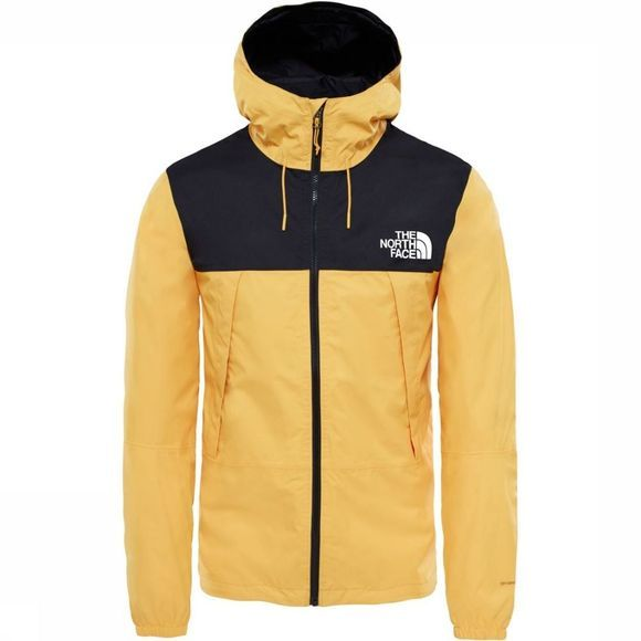 The North Face Jas 1990 Mountain Q Zwart/Geel