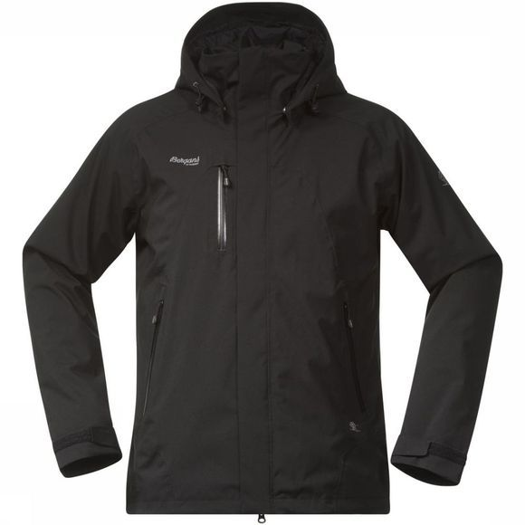 Bergans Coat Flya Medium Black