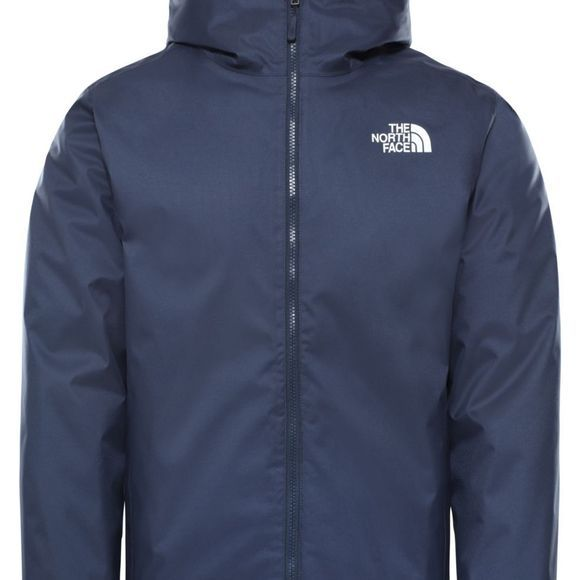 The North Face Manteau M Quest Ins Bleu Foncé/Blanc