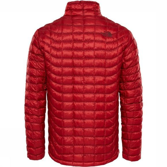 The North Face Coat Thermoball red/dark red