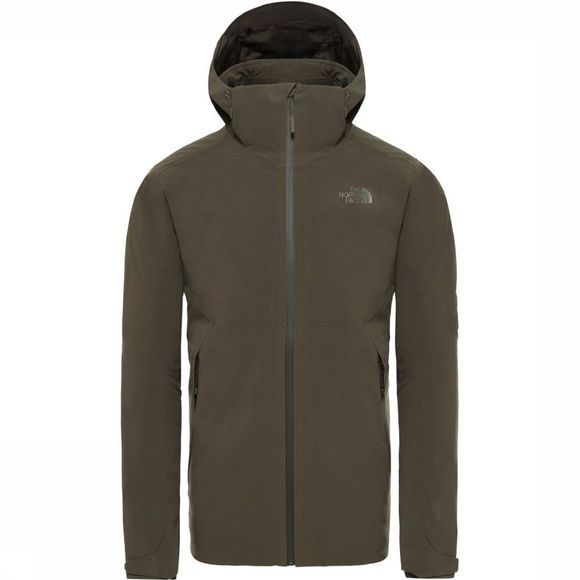 The North Face Manteau Insulated Apex Flex Gore-Tex 2.0 Kaki Foncé