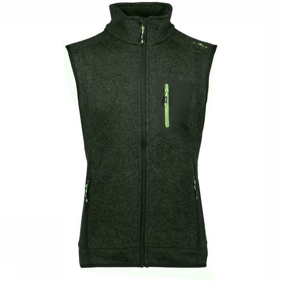 CMP Bodywarmer 3H60947N dark green