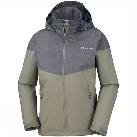 Columbia Coat Inner Limits dark grey/green