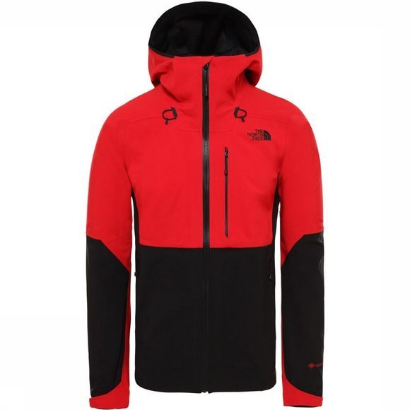 The North Face Coat Apex Flex 2.0 Gore-Tex red