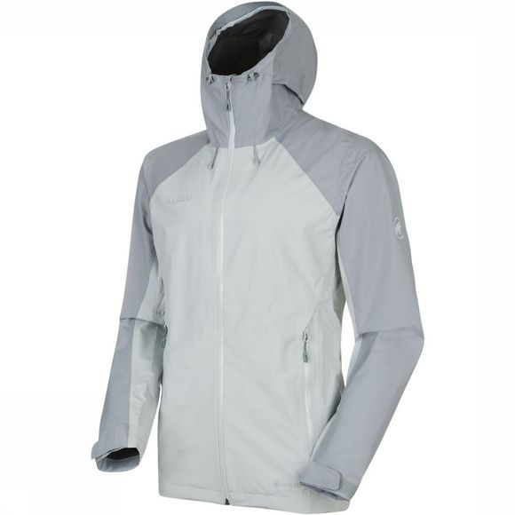 Mammut Coat Convey Tour HS light grey/exceptions