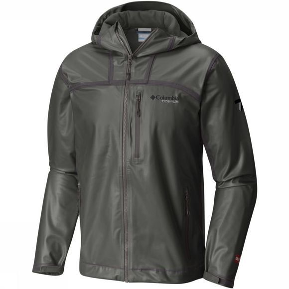 Jas Outdry Ex Stretch Hooded Shell
