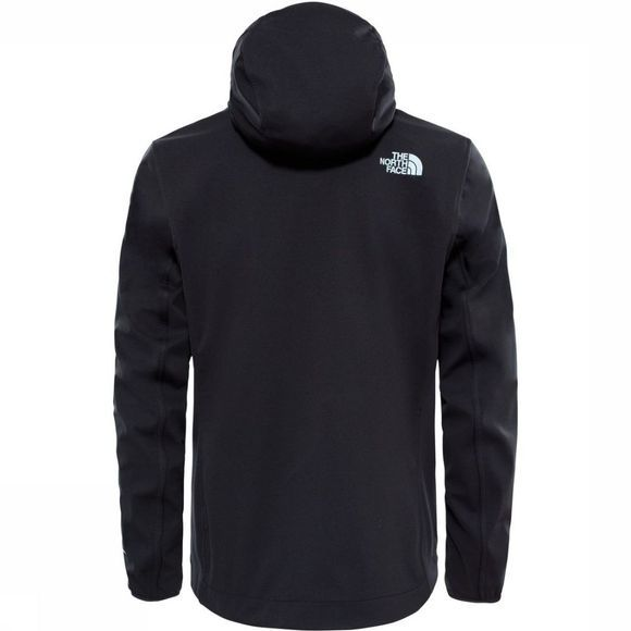 The North Face Softshell Tansa Windwall Zwart