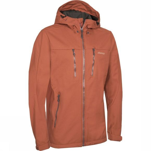 Ayacucho Softshell Gale Rouille