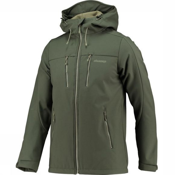 Ayacucho Softshell Gale dark grey