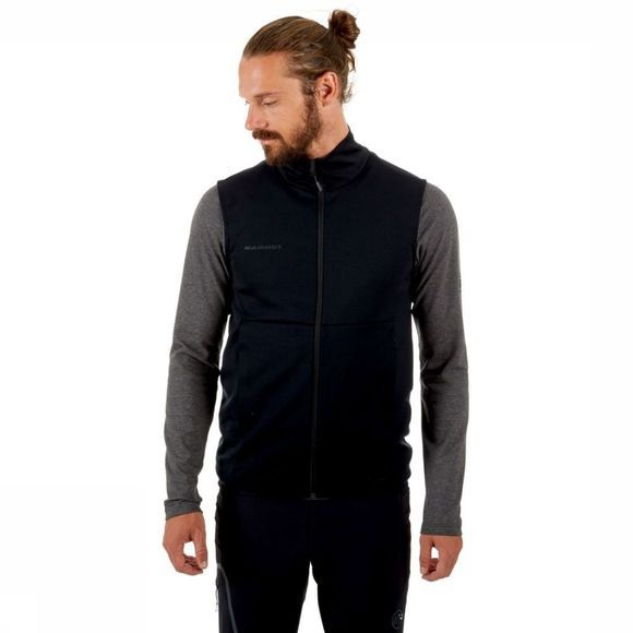Mammut Softshell Ultimate V So black