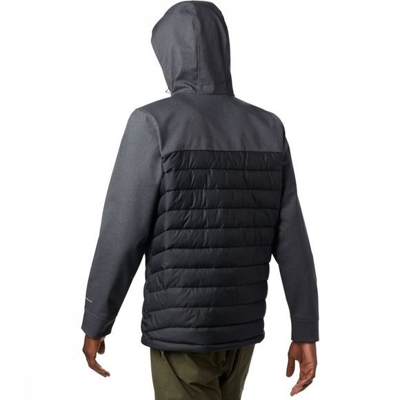 Columbia Softshell Powder Lite black/dark grey