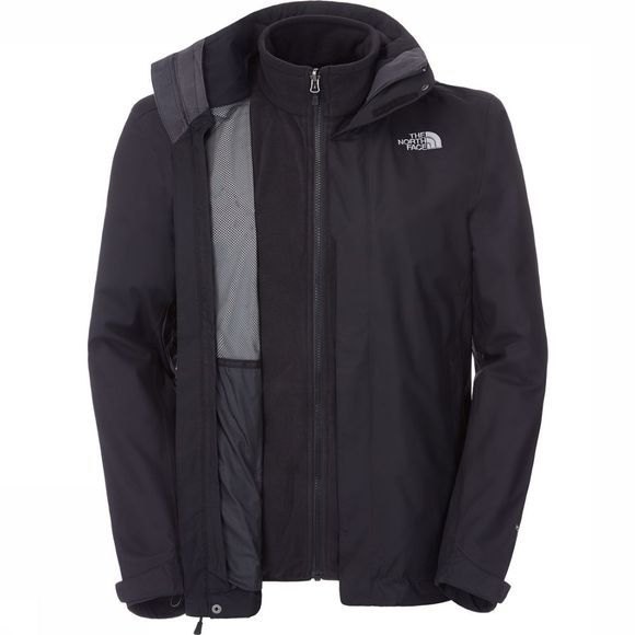 The North Face Manteau Evolution II Triclimate Noir