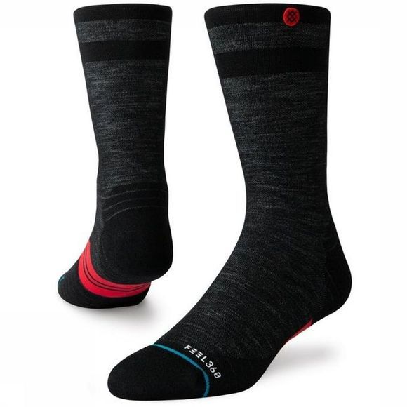 Stance Sock Hike Light Men dark grey/black