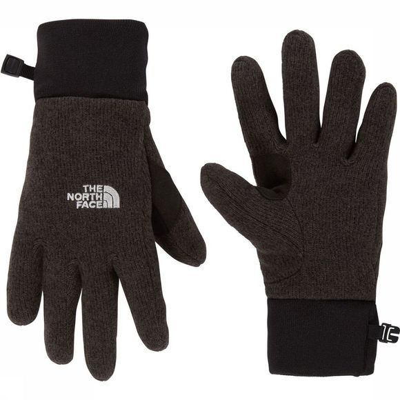 The North Face Handschoen Gordon Lyons Donkergrijs