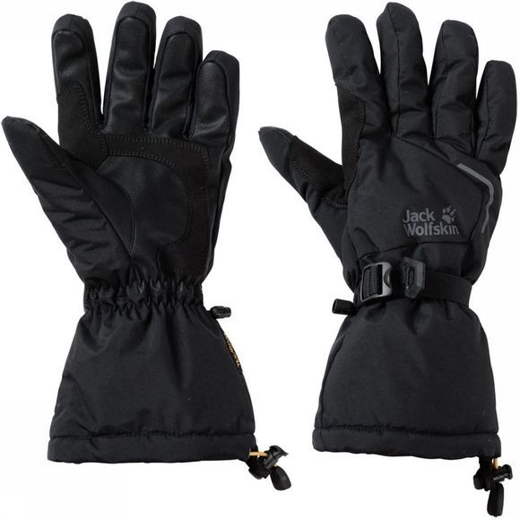 Jack Wolfskin Glove Texapore Exolight black