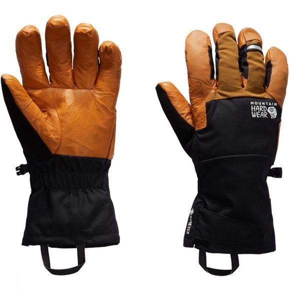 Mountain Hardwear Glove Exposure Light black/brown