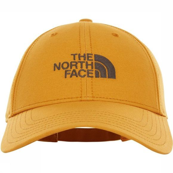 The North Face Pet 66 Classic Donkergeel