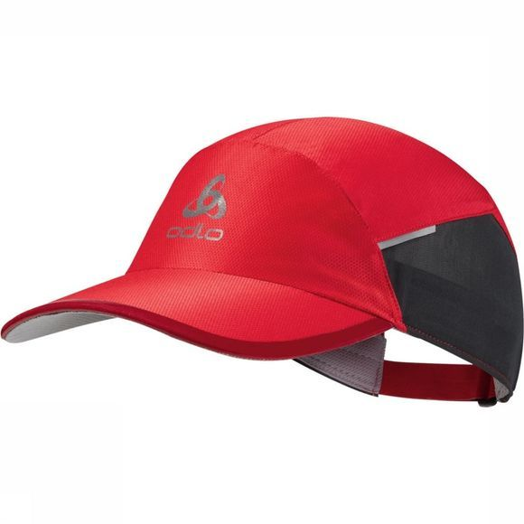 Odlo Pet Cap Fast & Light Lichtrood