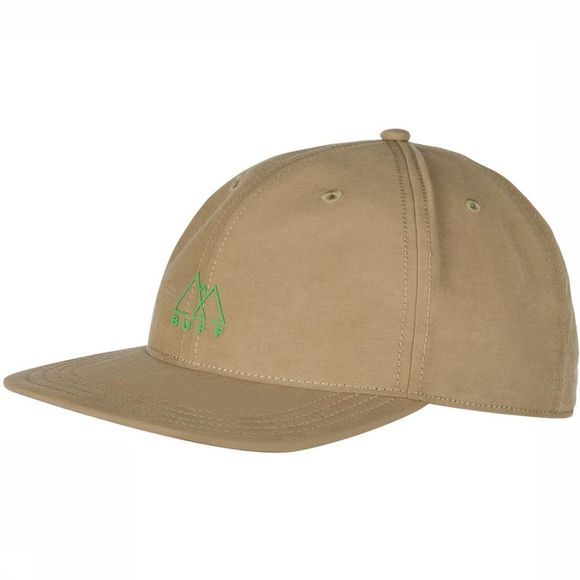 Buff Cap Pack Baseball Sand Brown