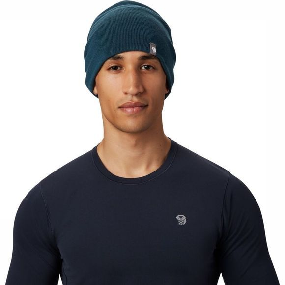 Mountain Hardwear Muts Everyones Favorite Beanie Petrol