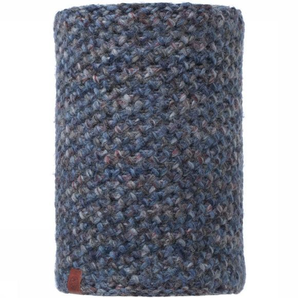 Buff Buff Lifestyle Knitted Middenblauw/Donkerblauw