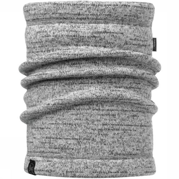 Buff Buff Polar Thermal Neckwarmer Gris Moyen