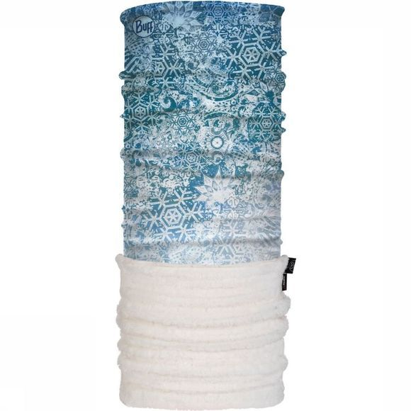 Buff Buff Polar Thermal Fairy Snow Turquoise/Blanc