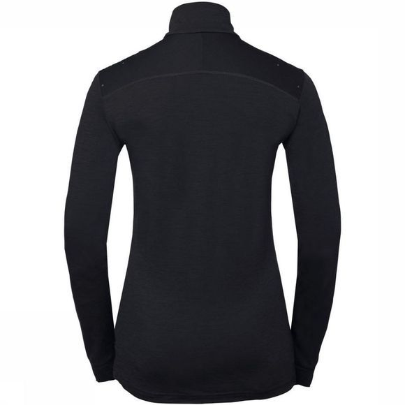 Vaude Underwear Base Halfzip black