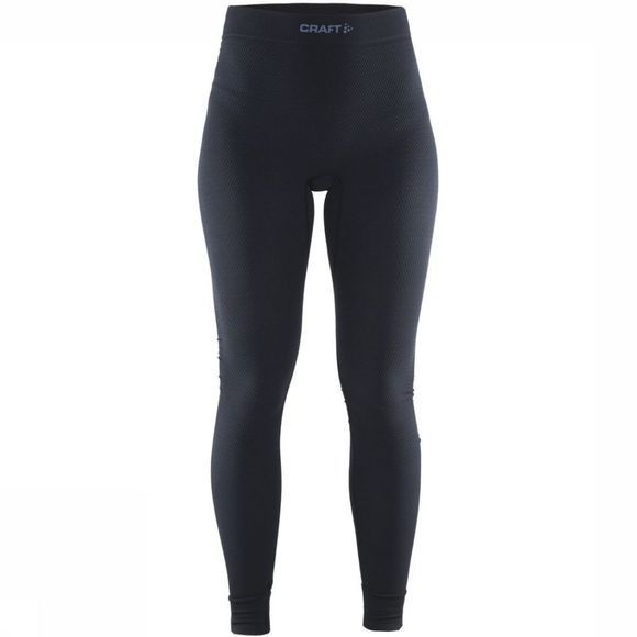 Craft Pantalon  Bottom Warm Noir