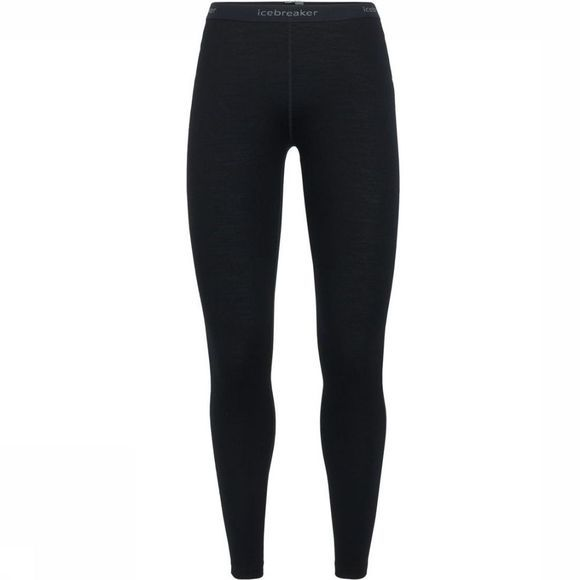 Icebreaker Underwear 260 Tech Leggings black