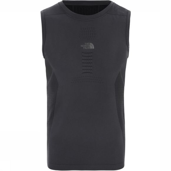 The North Face Ondergoed Active Crew Neck Donkergrijs