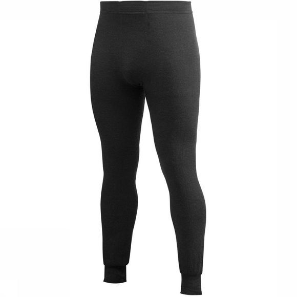Woolpower Sous-Vêtement Long Johns 200 (unisex baselayer) Noir