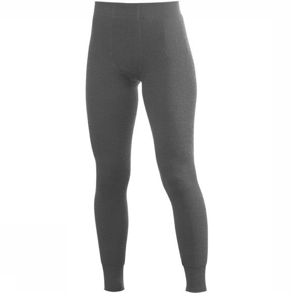 Woolpower Ondergoed Long Johns 200 (unisex baselayer) Middengrijs