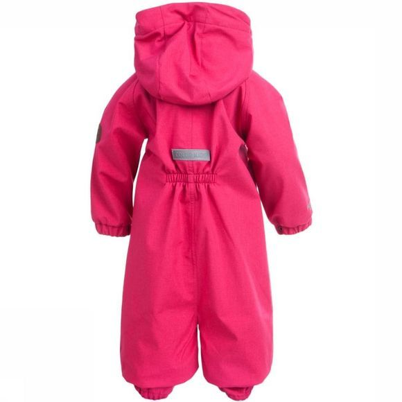 Color Kids Softshell Bandit Rose Moyen