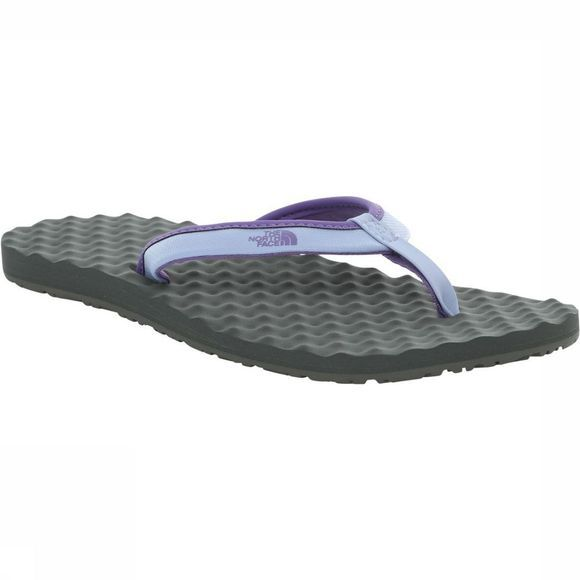 The North Face Slipper Base Camp Mini II Middenpaars/Donkergrijs