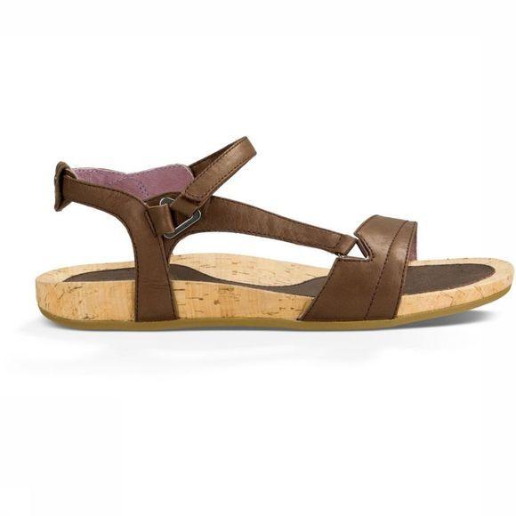 Capri Universal leren outdoor sandalen | Sandalen
